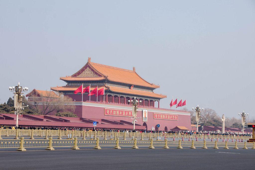 Forbidden City Beijing China  (Flip 2019)