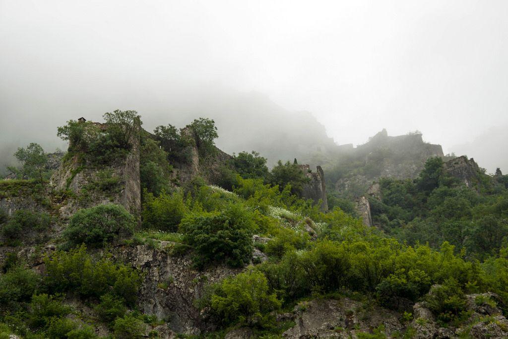 Fortress Walls of Kotor