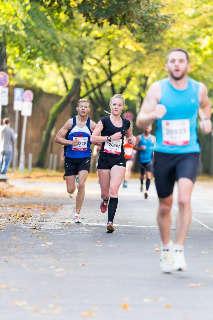 Fourné Franziska, Wolbeck Kai - Köln Marathon 2017
