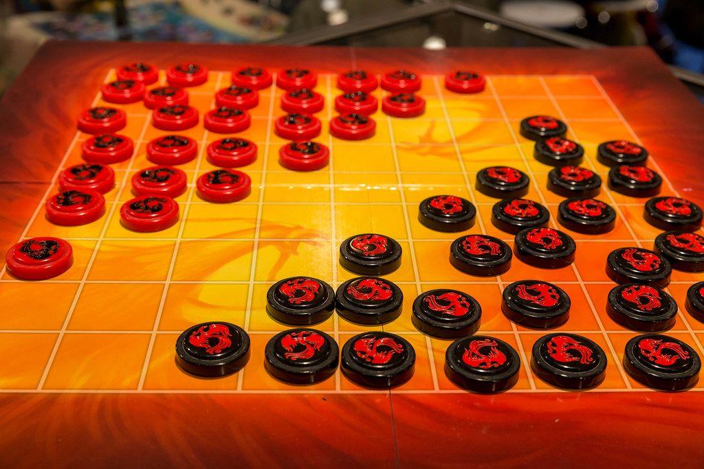 Fred Horn Fenix Brettspiel auf der Essener Spielemesse