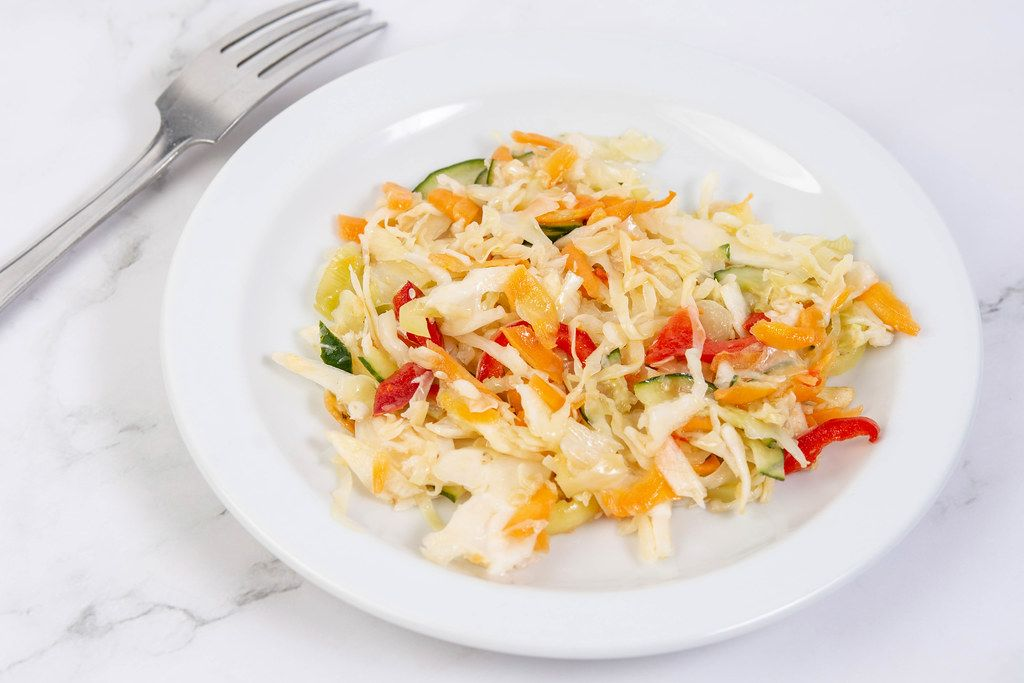 Fresh and healthy Vitamin Salad