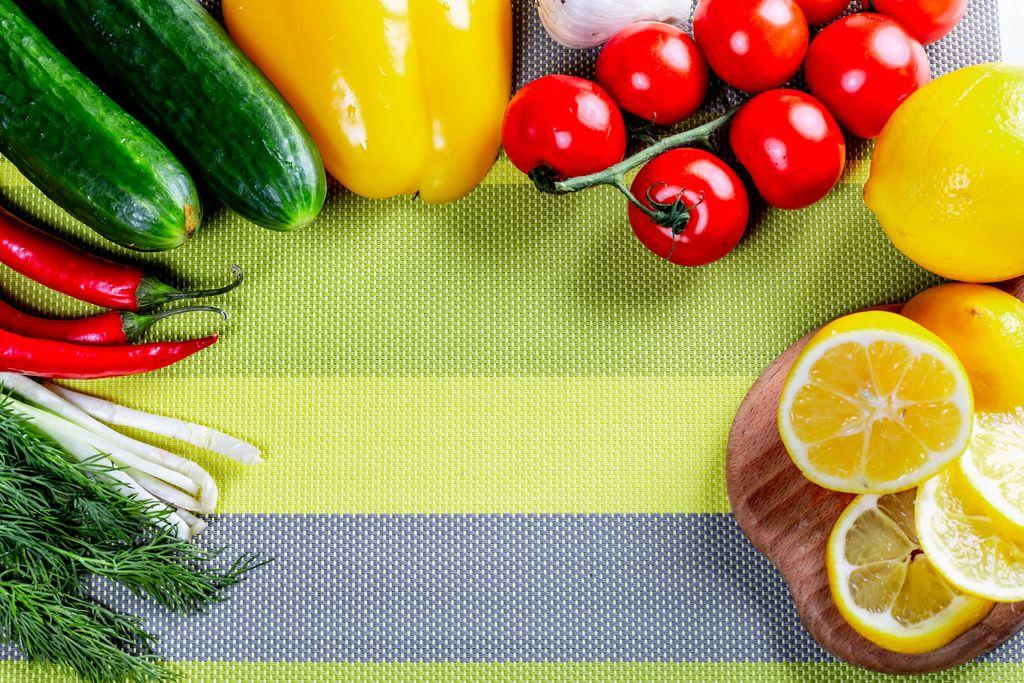 Fresh raw vegetables background (Flip 2019) (Flip 2019) Flip 2019