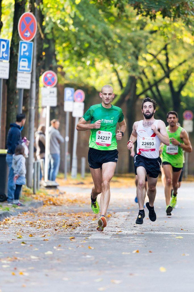 Fricke Marc, Campbell Edward - Köln Marathon 2017
