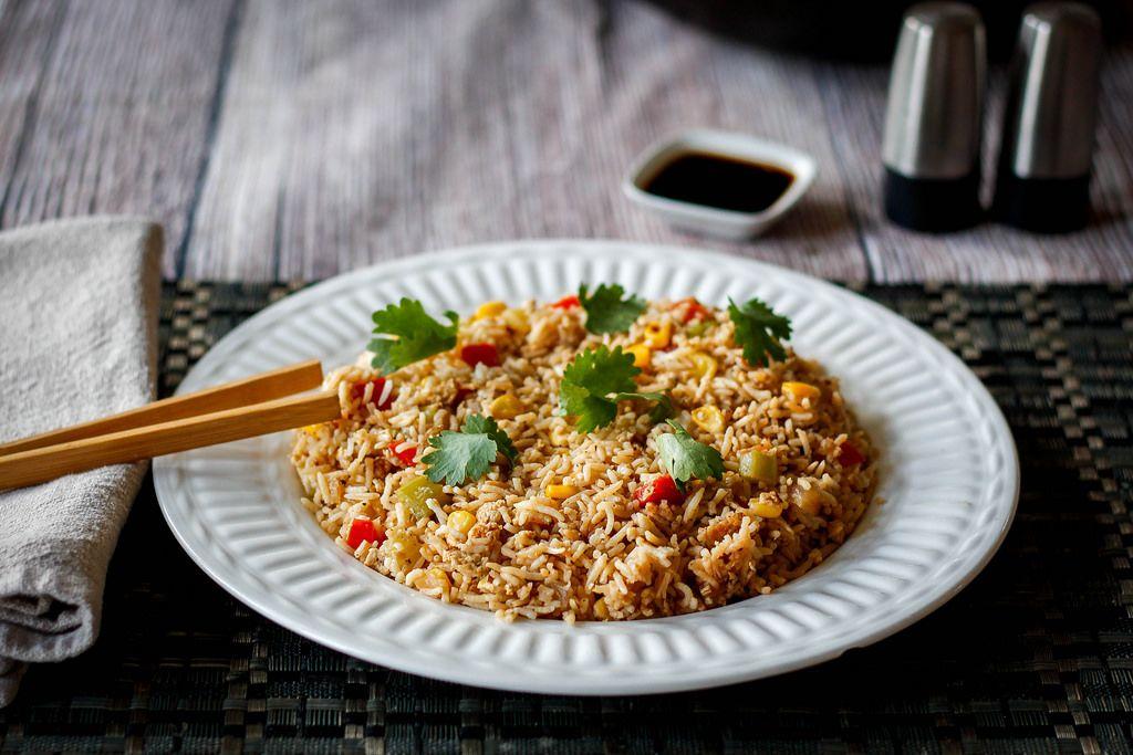 fries rice