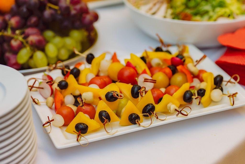 Fruit Canape Appetizers (Flip 2019)