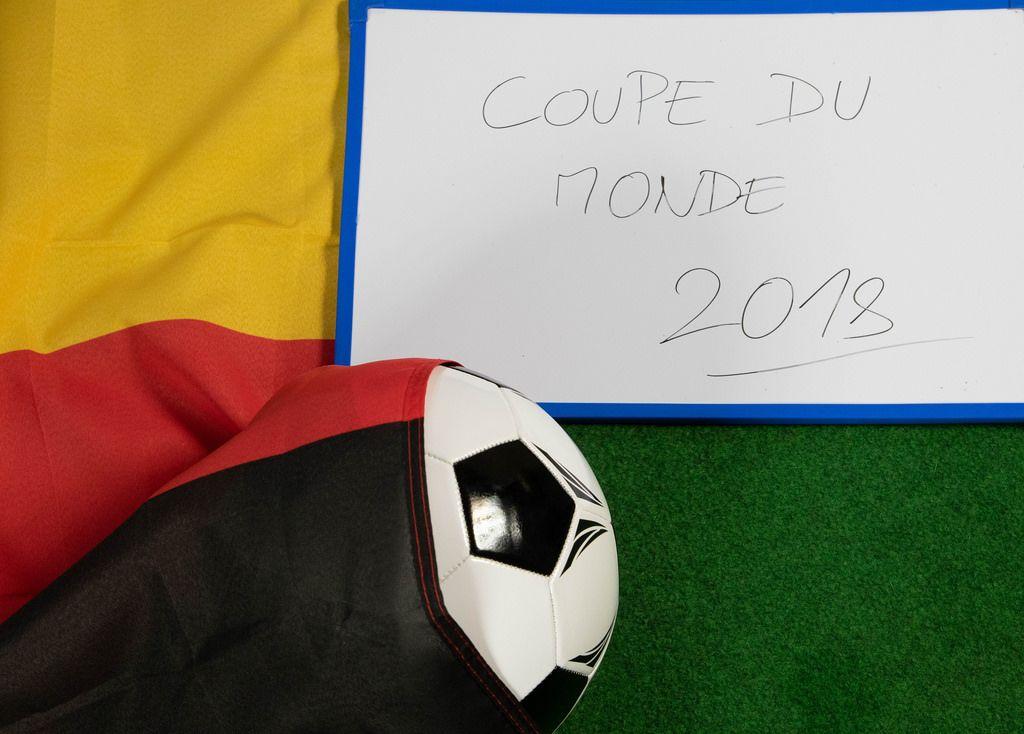Fußball unter der deutschen Flagge