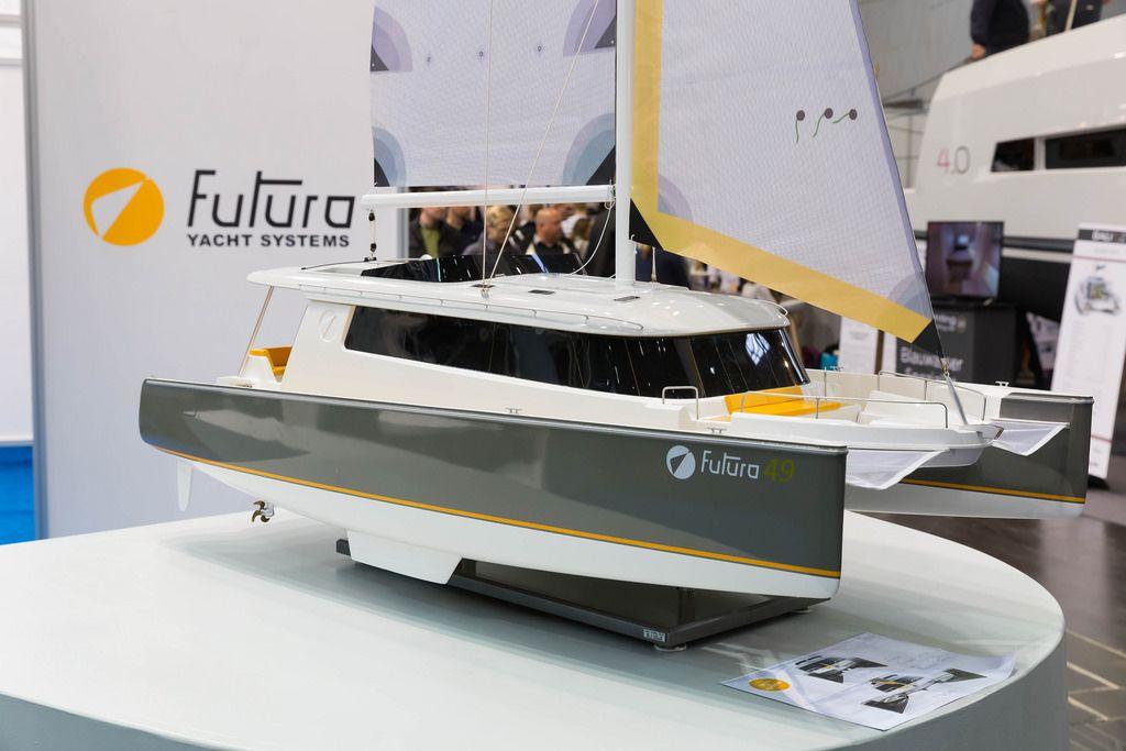 Futura 49 Yacht