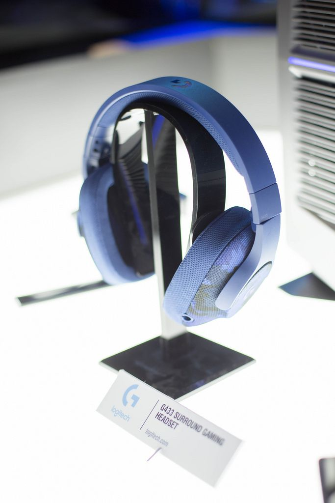 G433 Surround Gaming Headset von Logitech