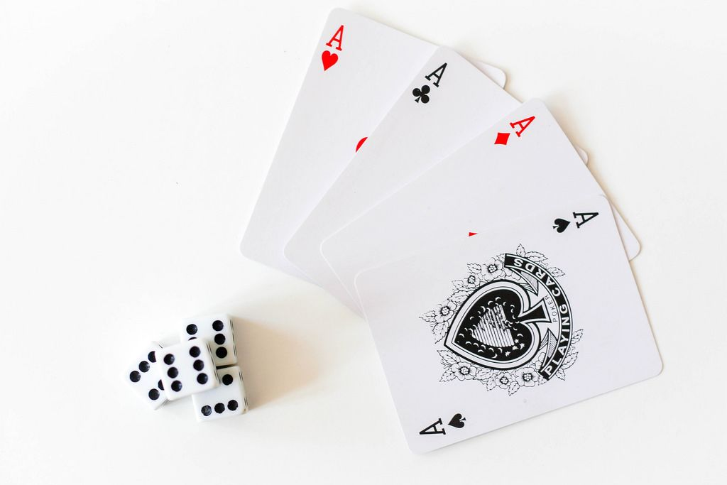 Game Cards and Dices