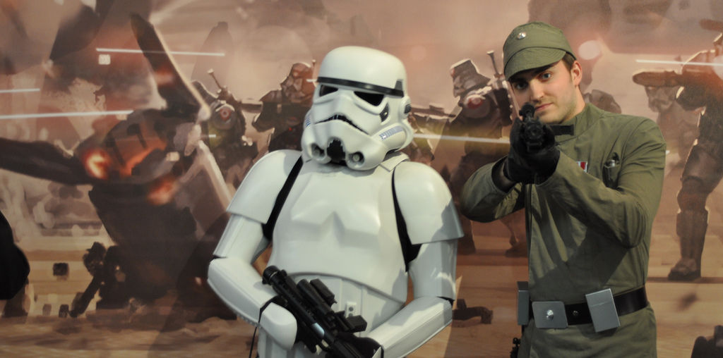 Gamescom 2011: Star Wars Sturmtruppen