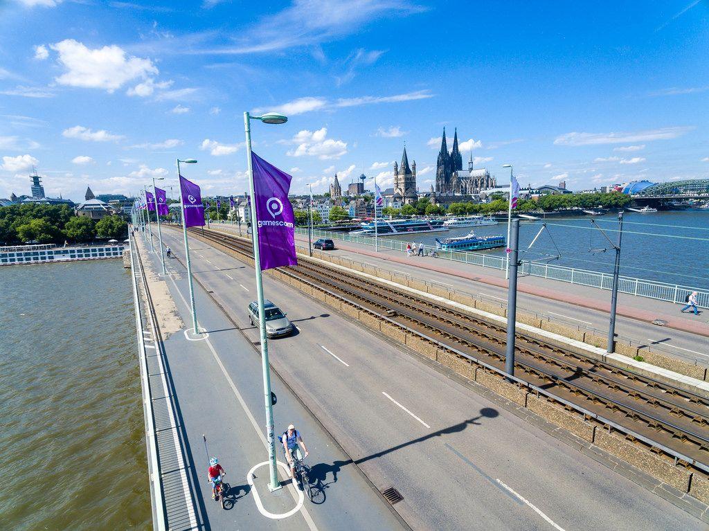 Gamescom 2017 in Köln