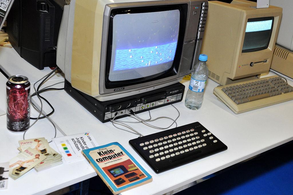 Gamescom: Retro-Bereich