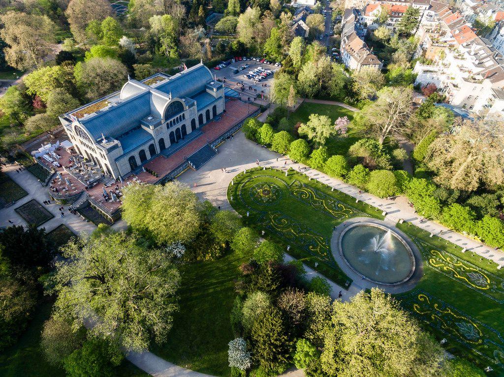 Garden of Flora Cologne