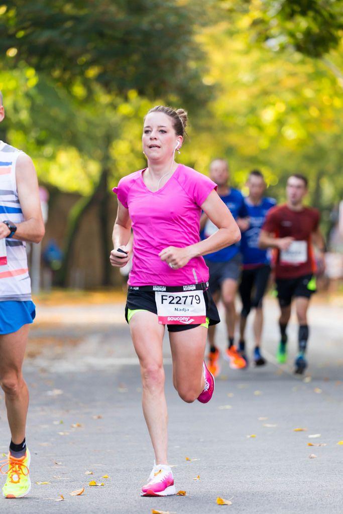 Gaus Nadja - Köln Marathon 2017