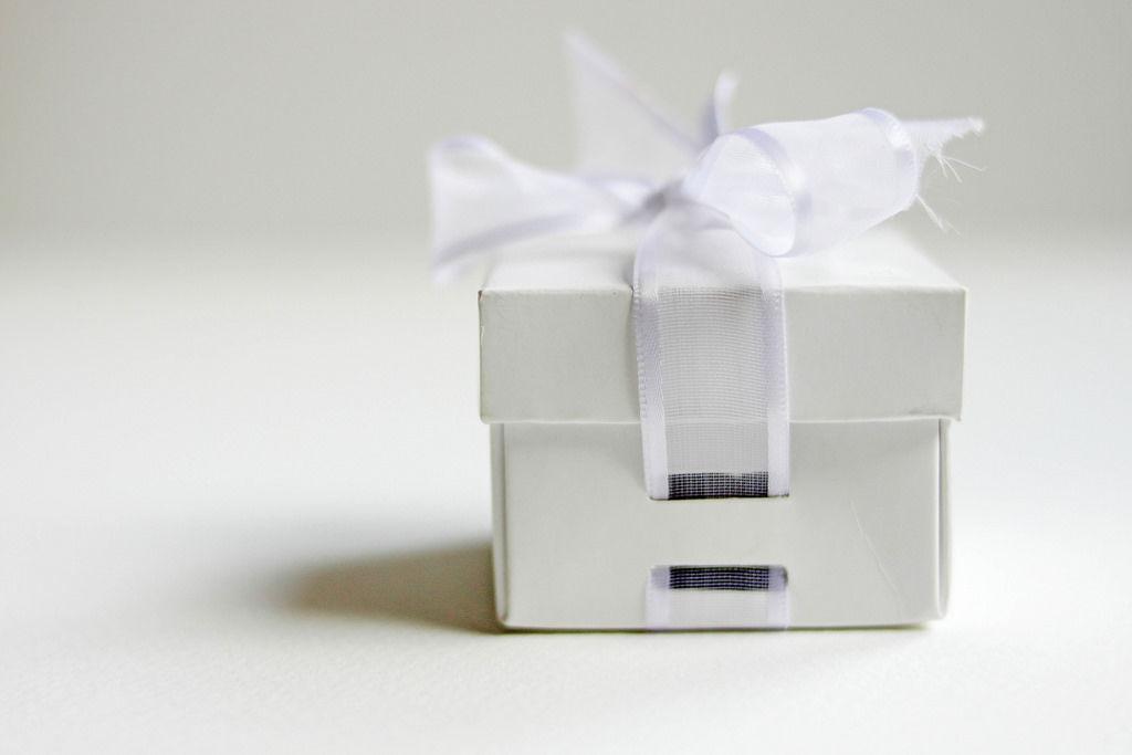 Geschenkbox (engl. Gift Box)