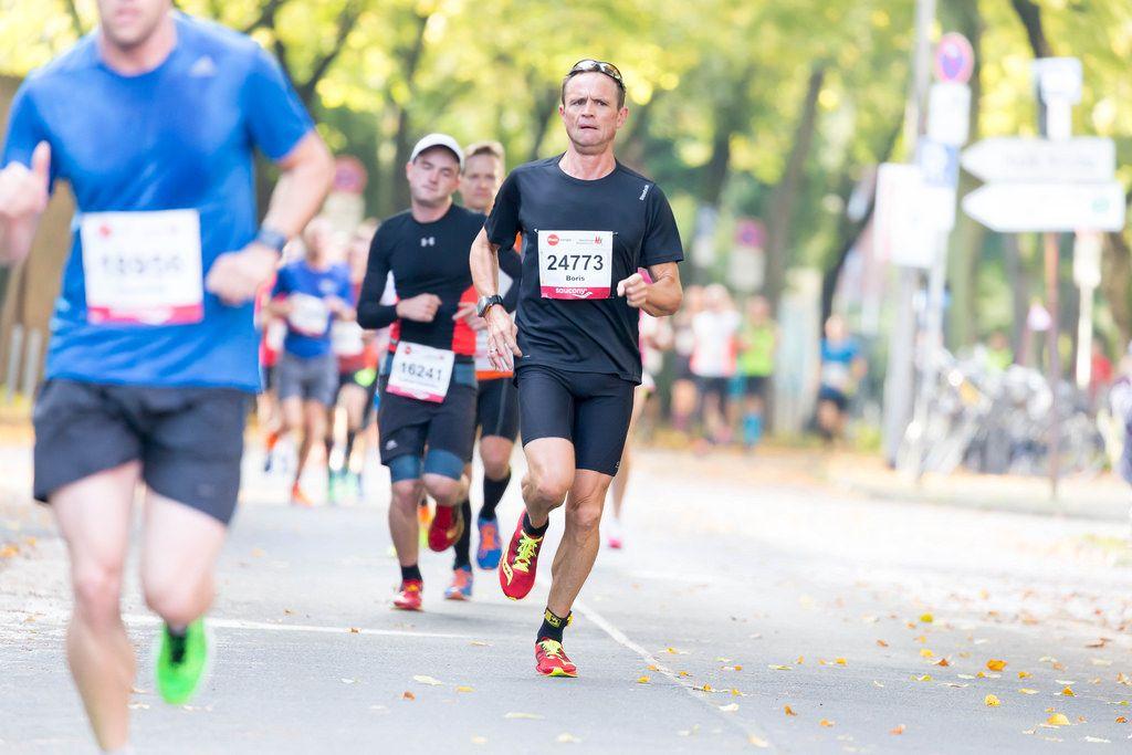 Gietmann Lukas-Leander, Graw Boris - Köln Marathon 2017