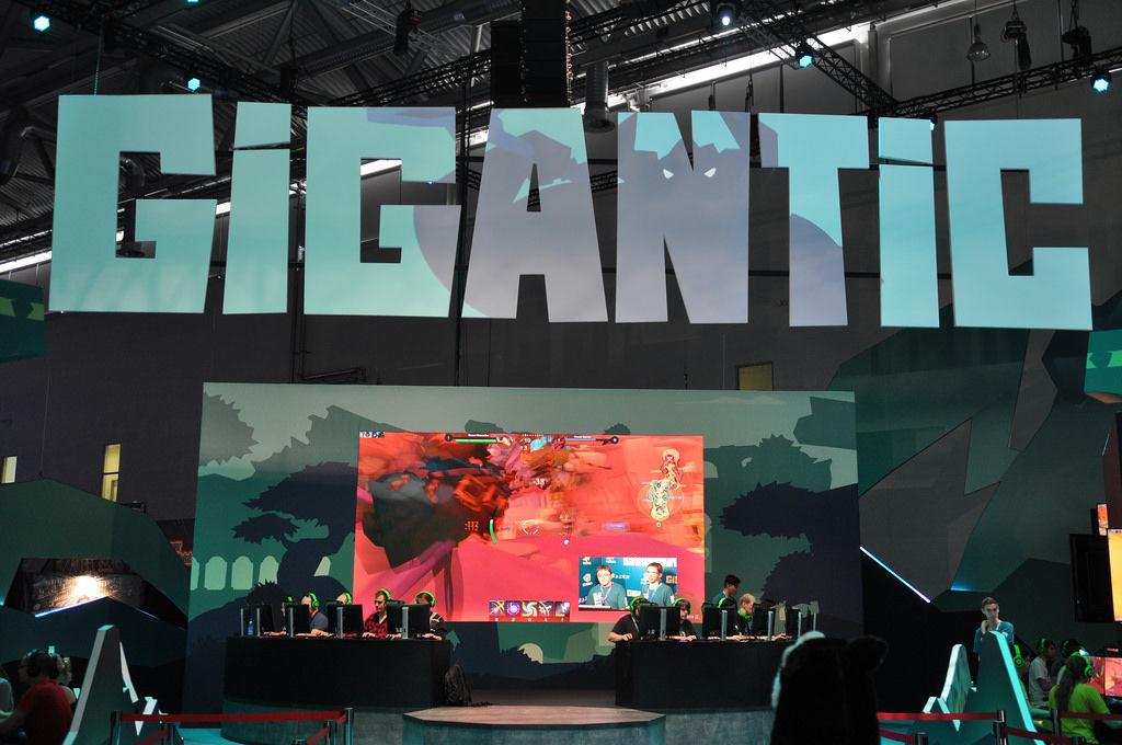 Gigantic