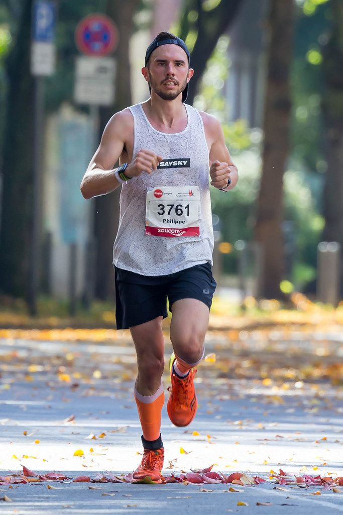 Gillen Philippe - Köln Marathon 2017