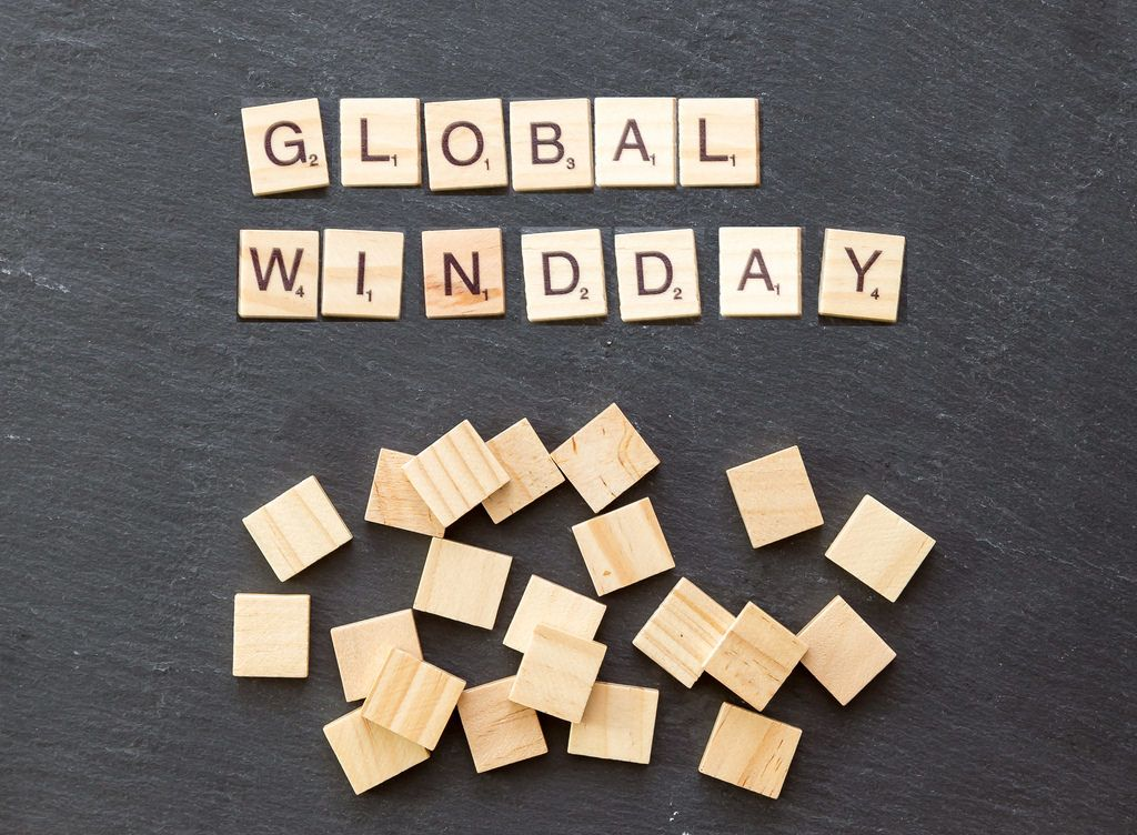 Global Wind Day 15. Juni 2017