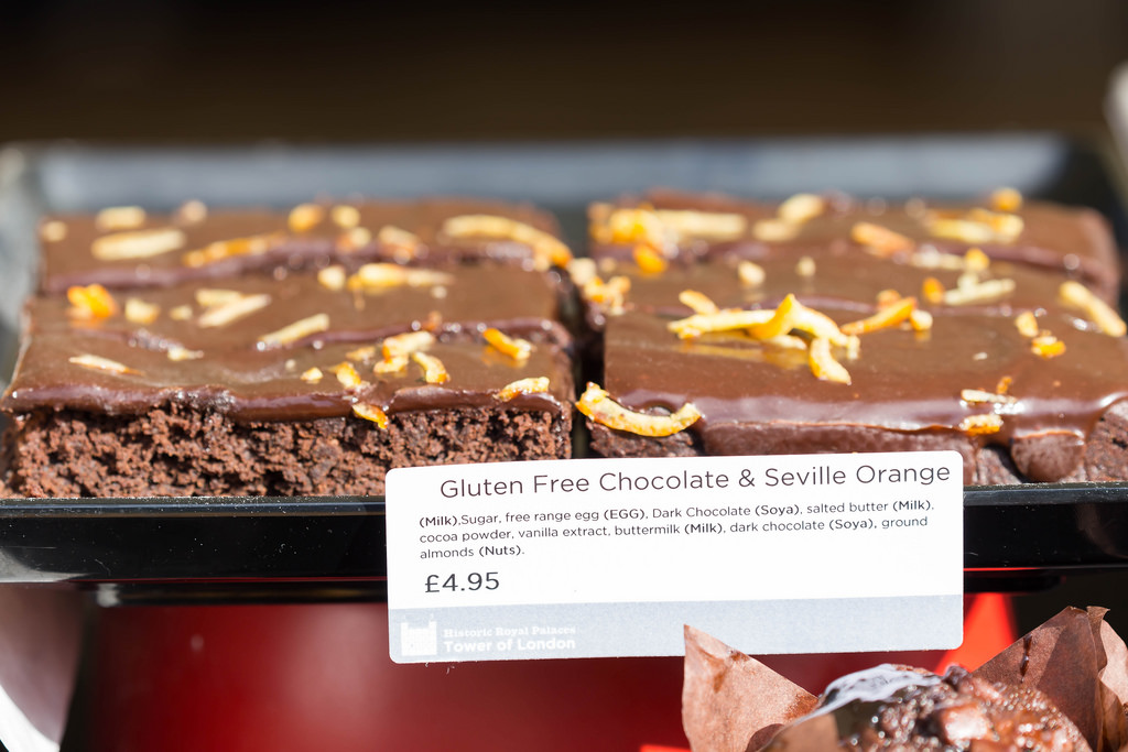 Gluten Free Chocolate & Seville Orange