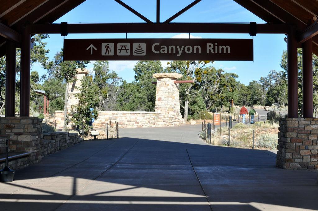 Grand Canyon Rim