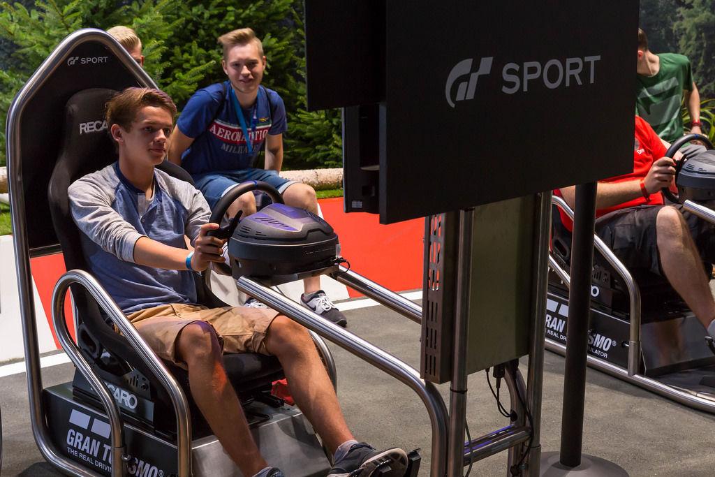 Grand Tourismo Sport