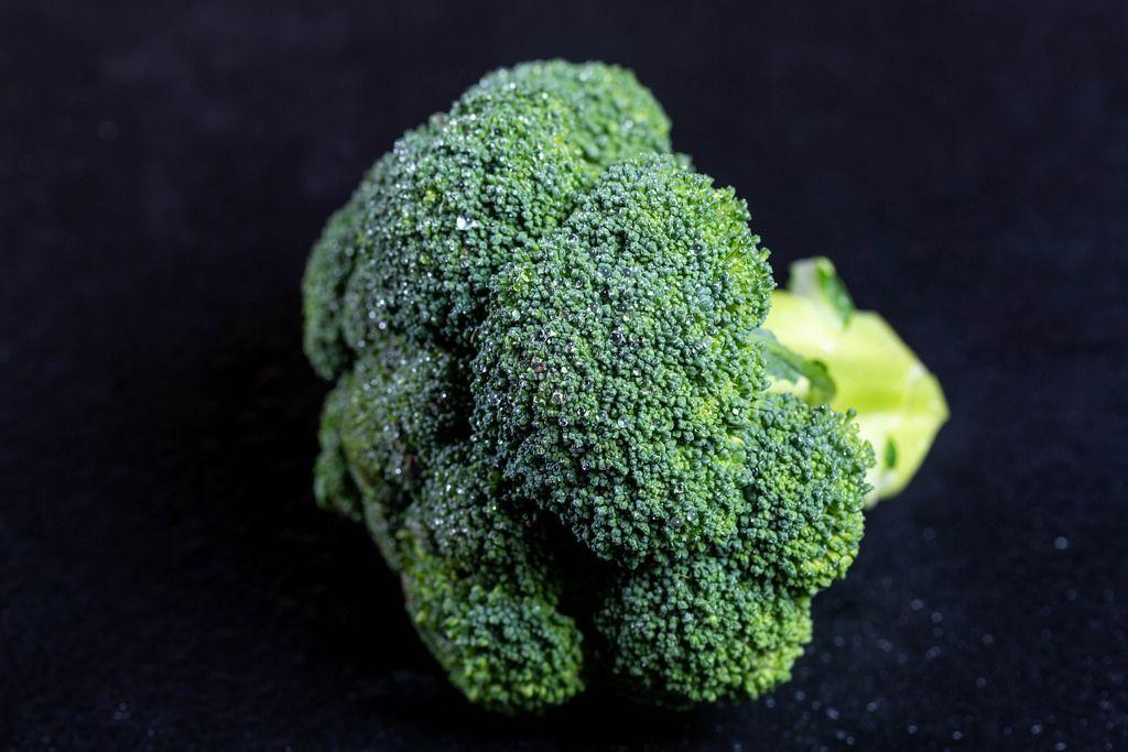 Green broccoli
