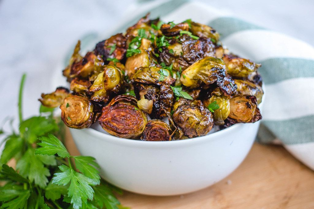 Grilled Brussel Sprouts  (Flip 2019)