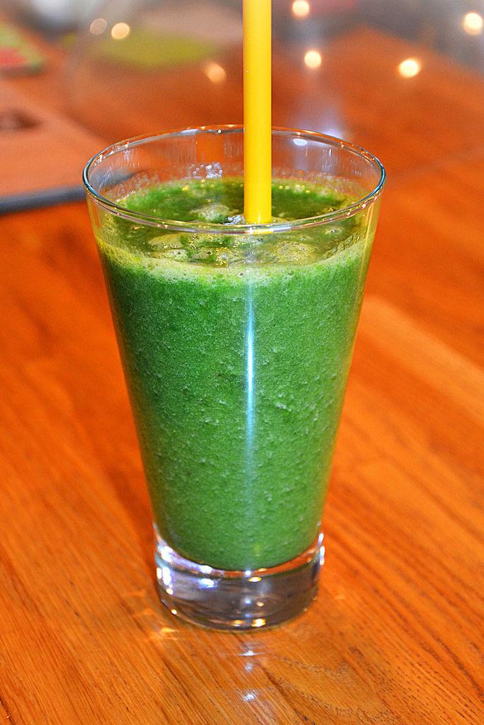 Grüne Cocktail
