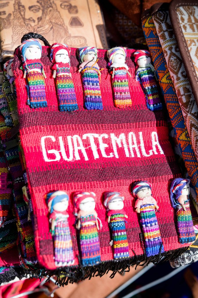 Guatemala souvenier bag