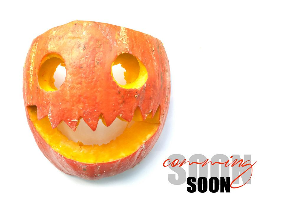 Halloween coming soon