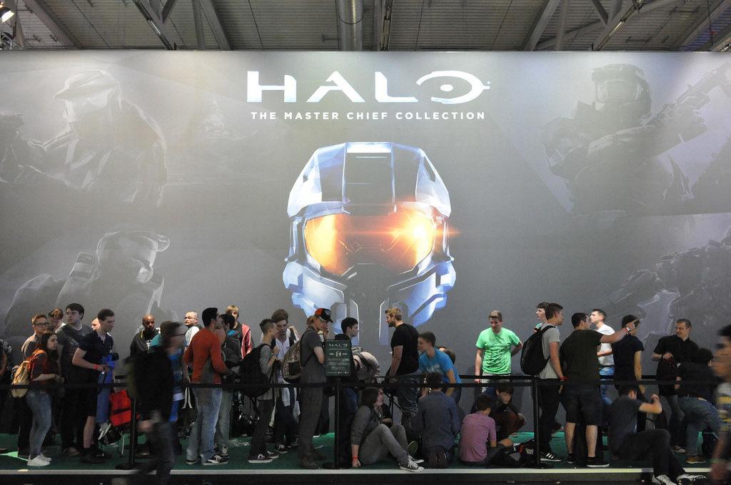 Halo @ Gamescom