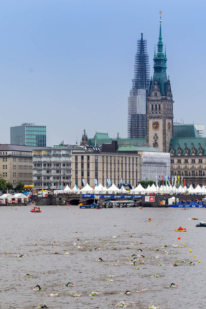 Hamburg-Triathlon 2016