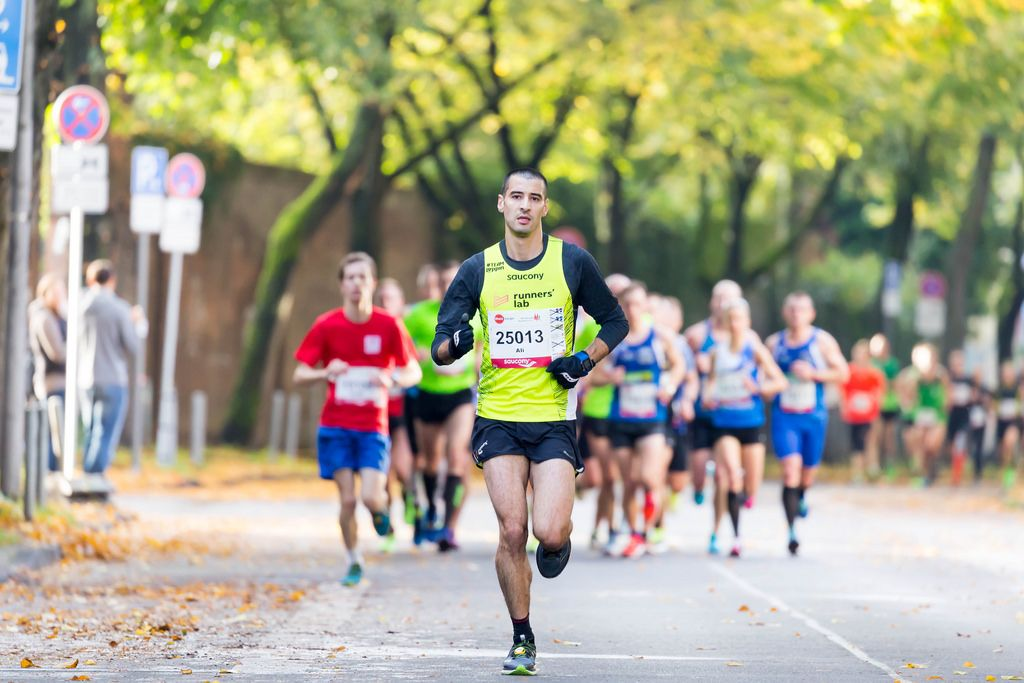 Hamdi Ali - Köln Marathon 2017