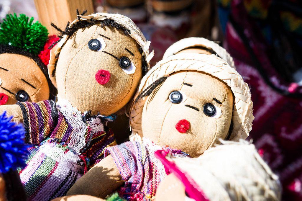 Handmade Guatemalan toys