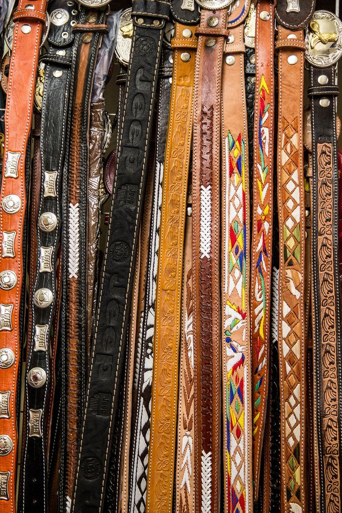 Hanging Belts for Sale
