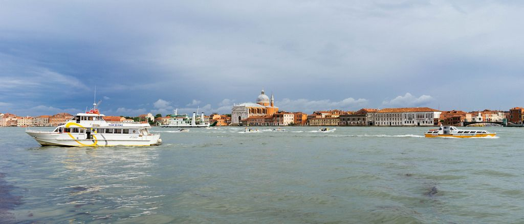 Harbor of Venice