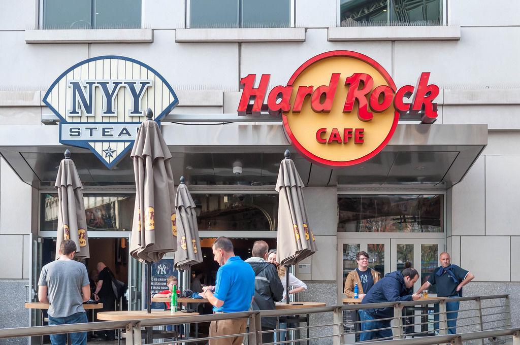 Hard Rock Cafe Yankee Stadium