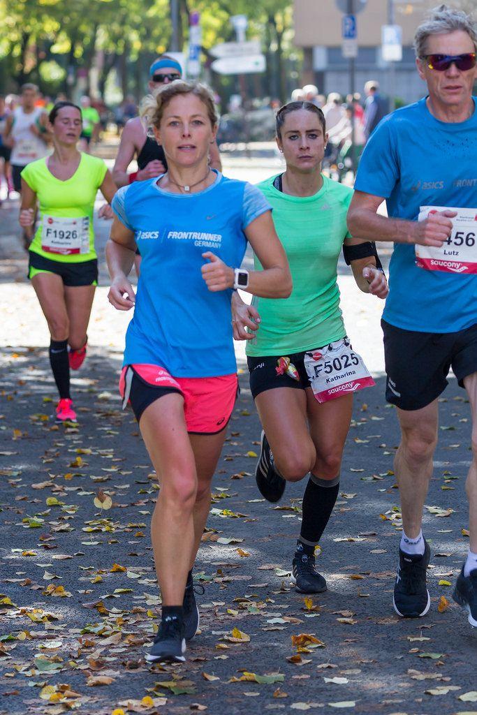 Harms Katharina, Aßbeck Katharina, Wolfram Lutz - Köln Marathon 2017