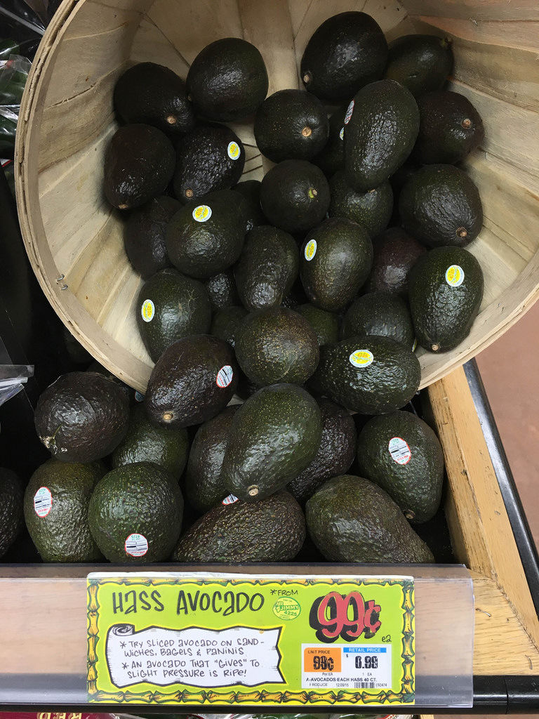 Hass Avocado @ Trader Joes