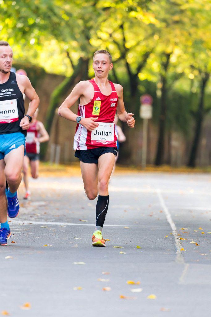 Häßner Julian - Köln Marathon 2017