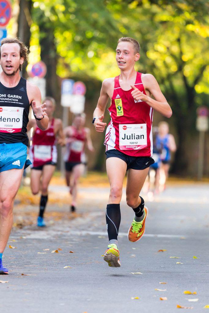 Havenga Henno, Häßner Julian - Cologne Marathon 2017