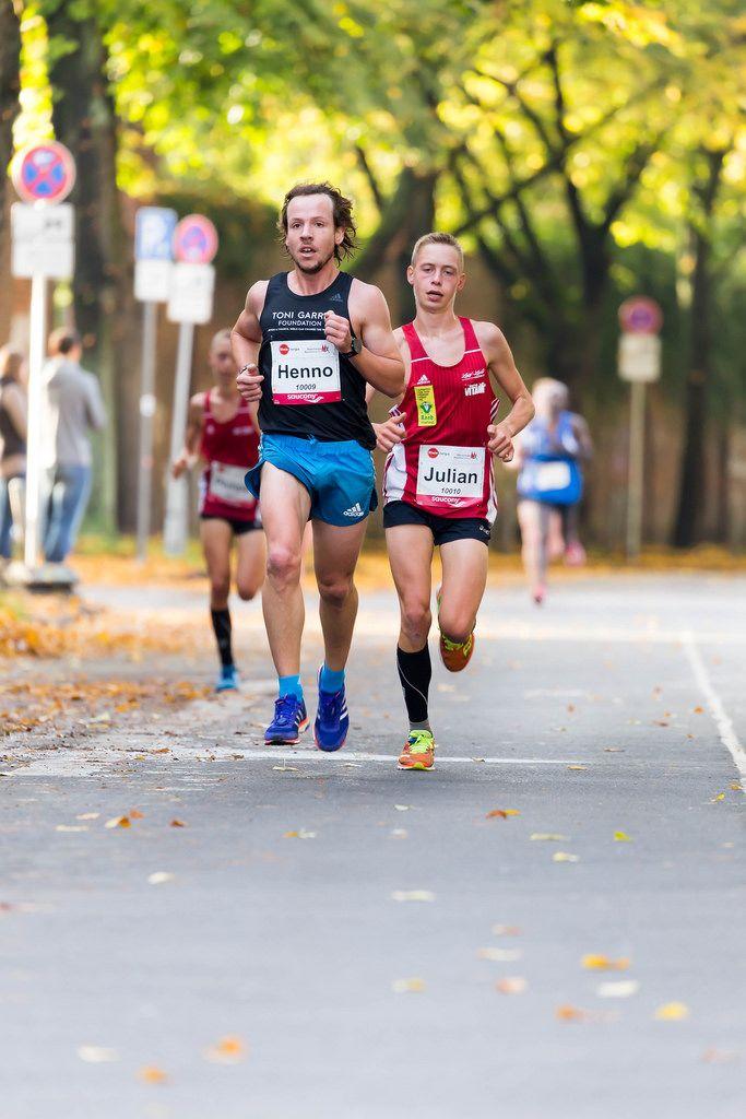 Havenga Henno, Häßner Julian - Köln Marathon 2017