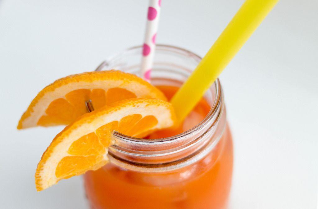 Healthy juicy vitamin drink