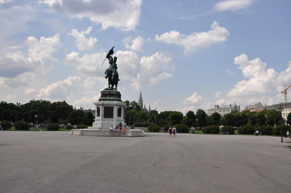 Heldenplatz Wien