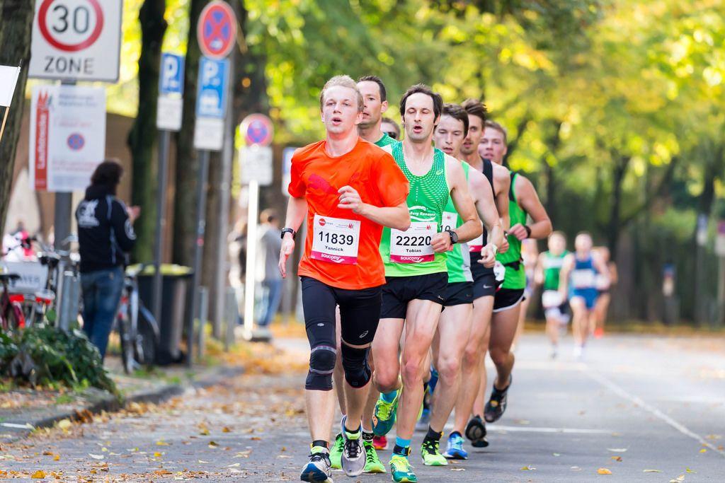Hessels Yannick, Hohagen Tobias - Köln Marathon 2017