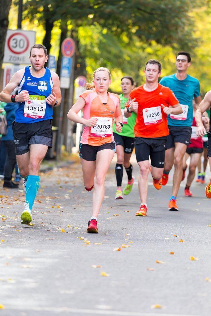 Hetzel Sören, Fritzemeier Stephanie, Mennekes Kevin - Köln Marathon 2017