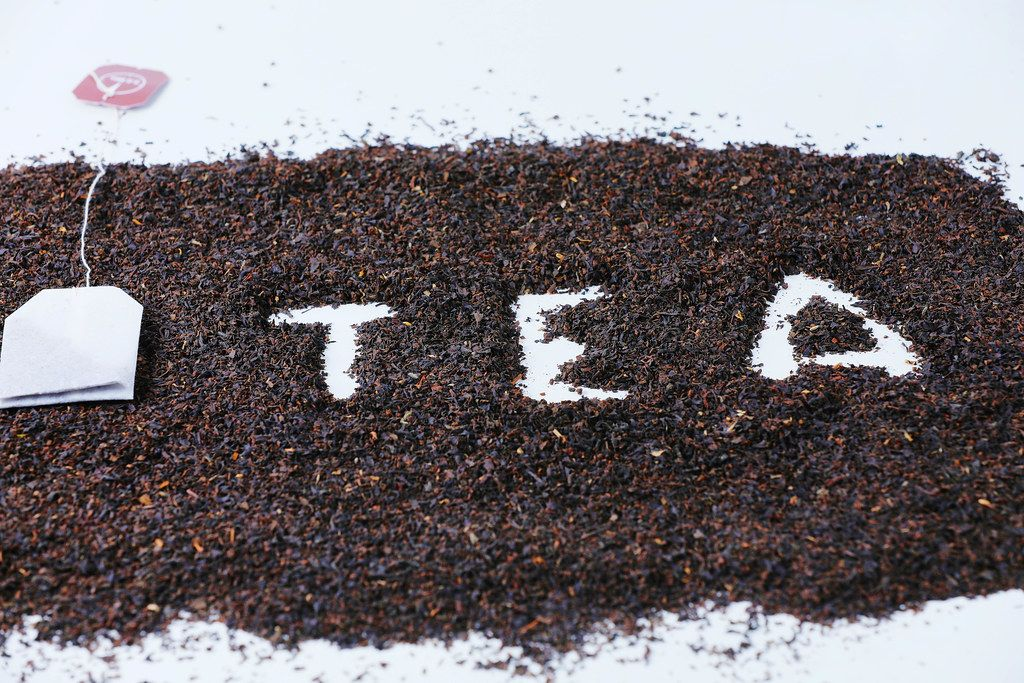 Hintergrundbild zum Thema Tee: Das Wort