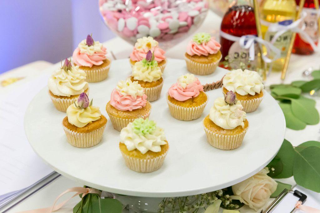 Hochzeit-Cupcakes - TrauDich! 2017
