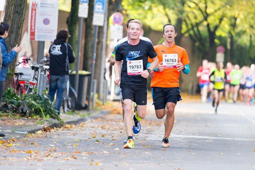 Hoffmann Manuel, Aparicio Guillermo - Köln Marathon 2017
